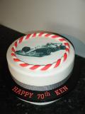 F1-car-edible-print-cake