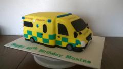 ambulance-cake