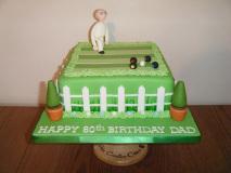 bowling-green-cake