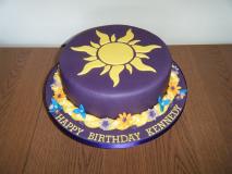 rapunzel-tangled-themed-cake