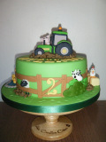 tractor-topper-2nd-bday-cake