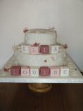 butterflies-swirls-and-block-christening-cake