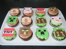 minecraft-cupcakes
