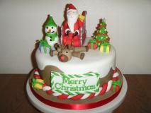 xmas-santa-sleigh-cake