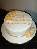 50th-wedding-anniversary-gold-roses